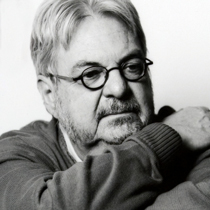 Black and white headshot of Michel Tremblay.