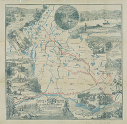 Early map.