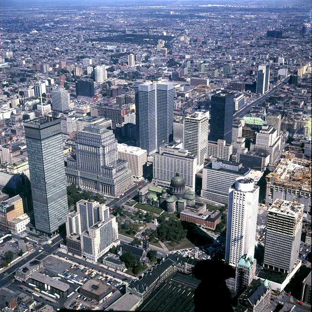 Difices d truits demolished buildings skyscraperpage - Piscine interieure anjou montreal lille ...