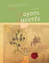 À rayons ouverts No 77.