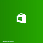 Logo du Windows Store.